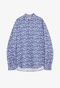 Mango - TANIT - Shirt - dunkles marineblau - 4