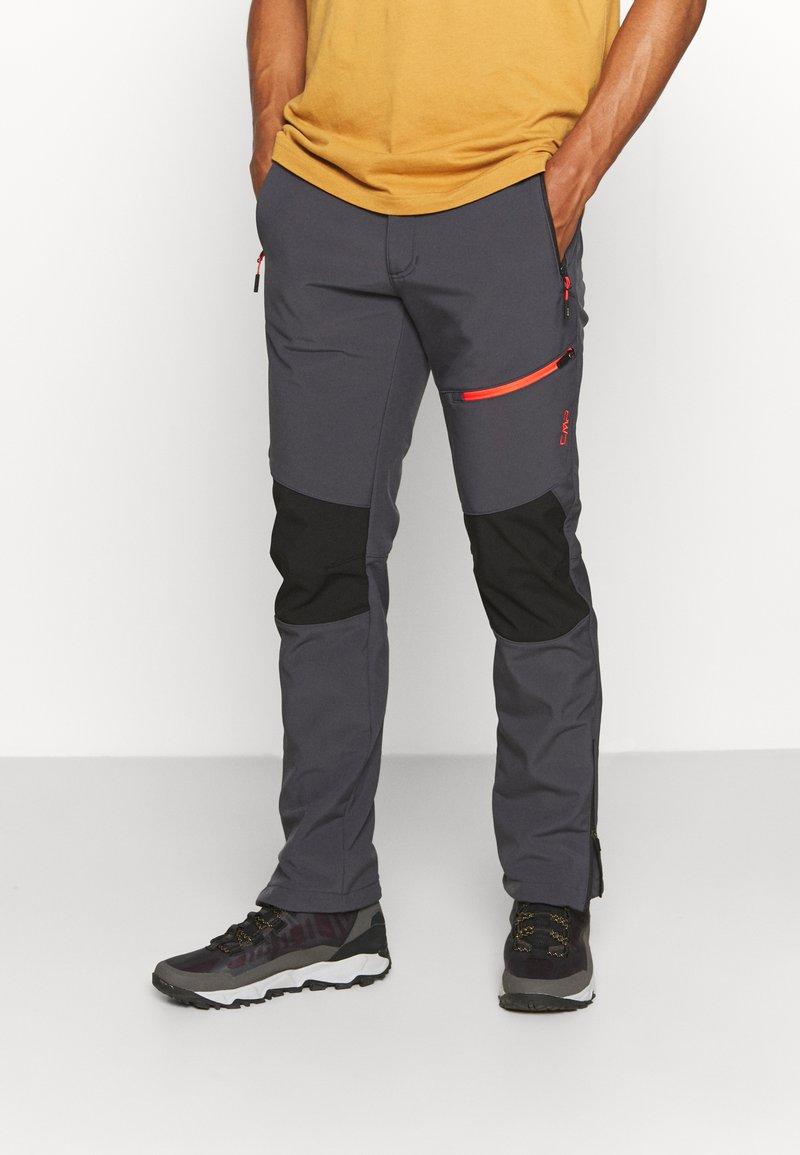 Campagnolo - MAN PANT - Kalhoty - titanio