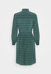 WEEKEND MaxMara - VERBAS - Denní šaty - dark green - 6
