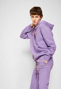 PS Paul Smith - SWEATPANTS - Tracksuit bottoms - purple - 5