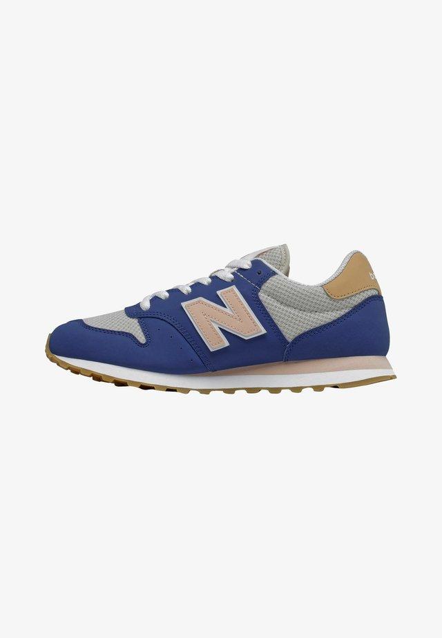 Sneakers - blue/grey