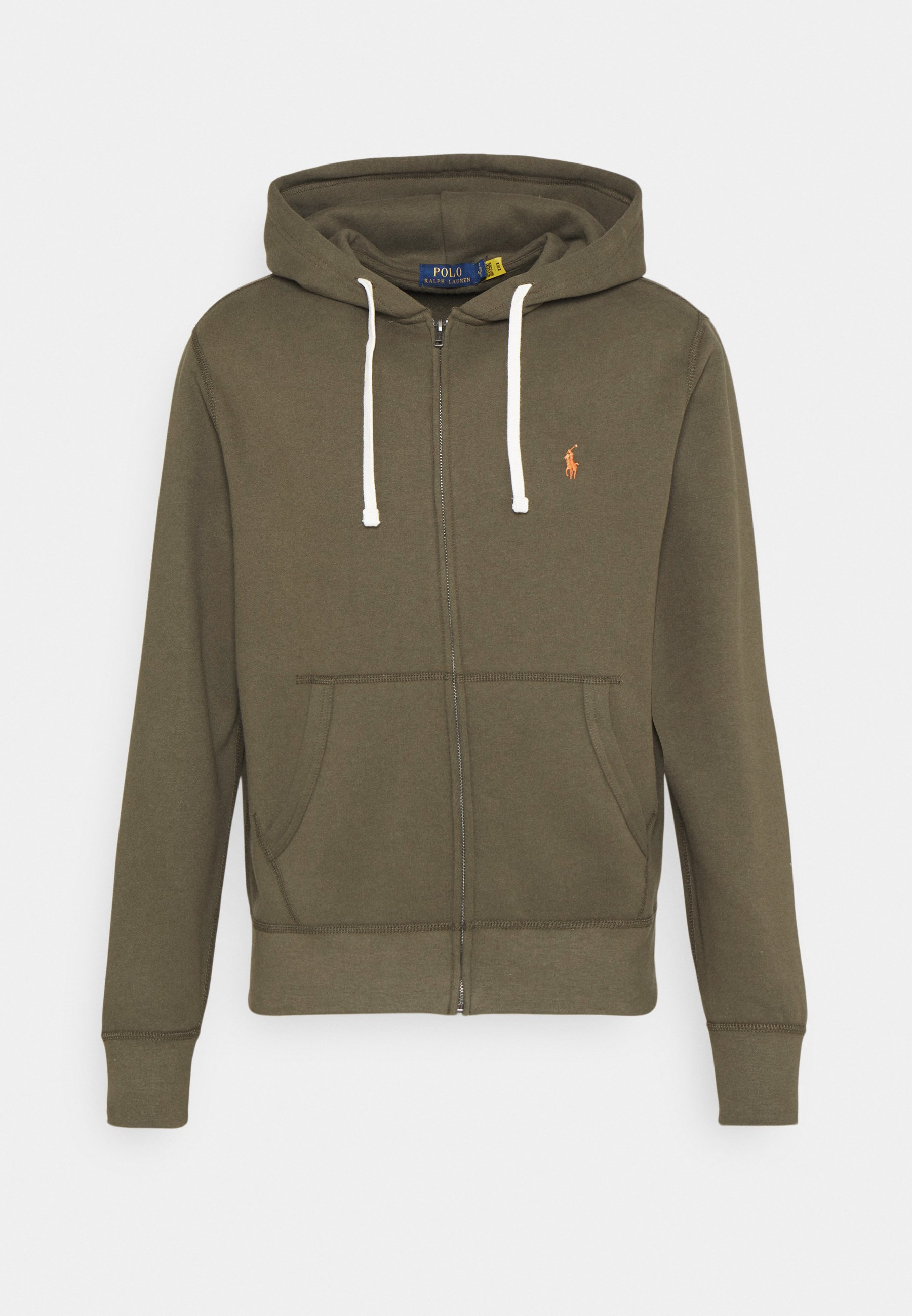 Men HOOD LONG SLEEVE - Zip-up sweatshirt