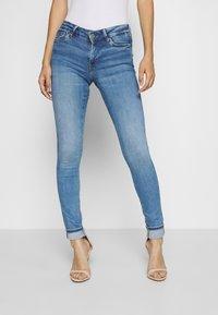 Pepe Jeans - PIXIE STITCH - Jeans Skinny Fit - blue denim - 0
