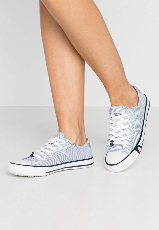 EASY - Sneakers basse - blue