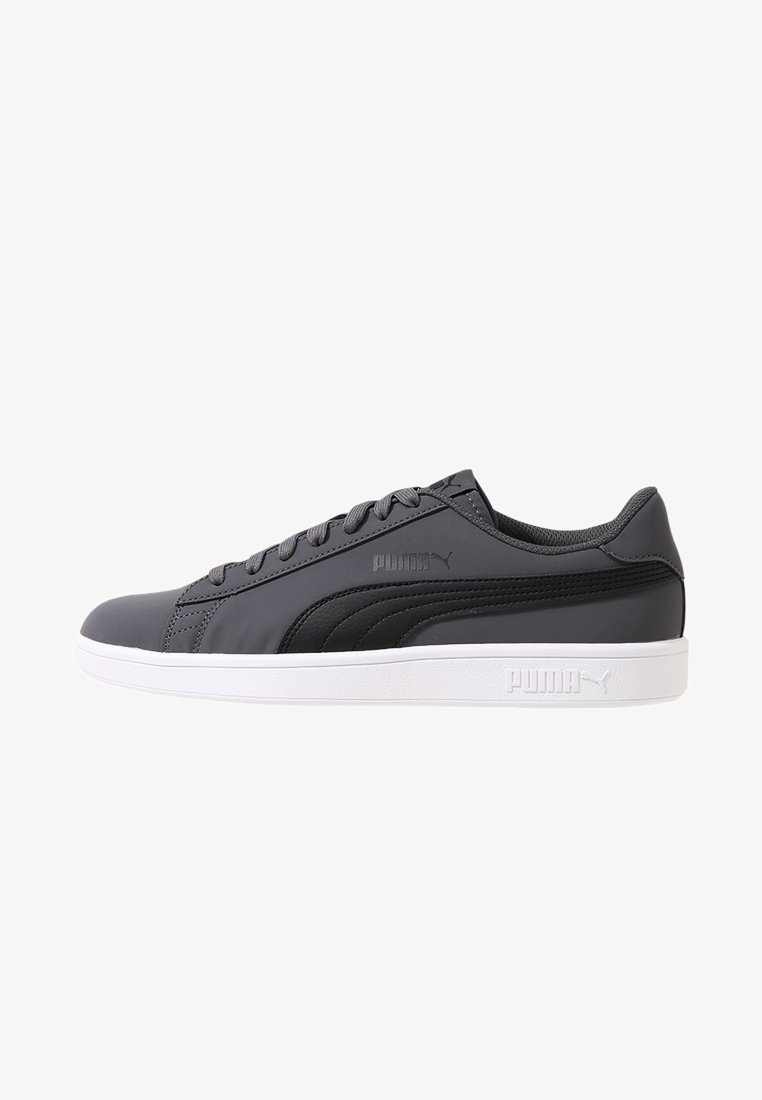 Puma - SMASH  UNISEX - Sneakers - iron gate/puma black