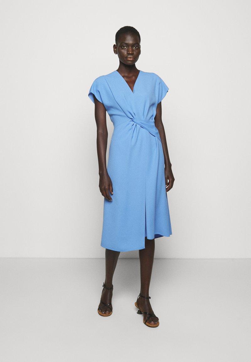 HUGO - KETISA - Maxi dress - turquoise/aqua