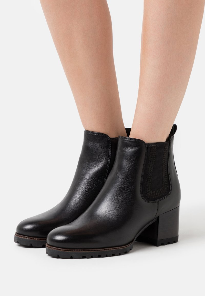 Tamaris Pure Relax - Ankle boots - black