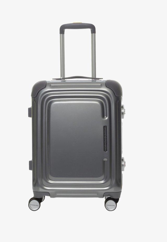 Valise à roulettes - steel