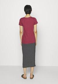 GAP - FAV - T-shirt basic - red clay - 2