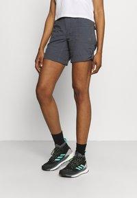 The North Face - HORIZON SUNNYSIDE - Sports shorts - vanadis grey - 3