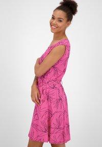 alife & kickin - Day dress - fuchsia - 3