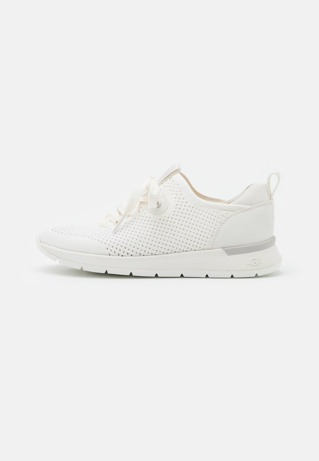 TAY - Baskets basses - white