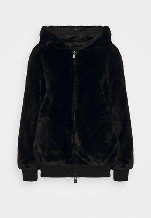 FELINESSA - Winter jacket - black