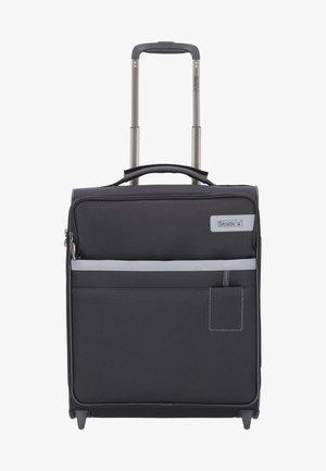 STRATIC LIGHT  - Wheeled suitcase - black