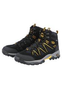 Brütting - Walking boots - black - 2