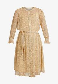 ICHI - OLGA  - Shirt dress - sahara sun - 4