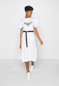 Diesel - D-FLIX-C DRESS - Jersey dress - white - 0