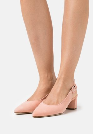 ETERNALLY - Classic heels - salmon