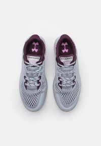 Under Armour - CHARGED BANDIT - Vaelluskengät - mod gray - 3