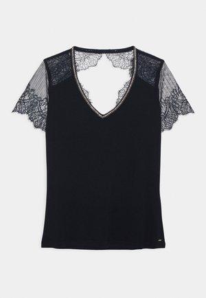 DEXIA - Print T-shirt - marine