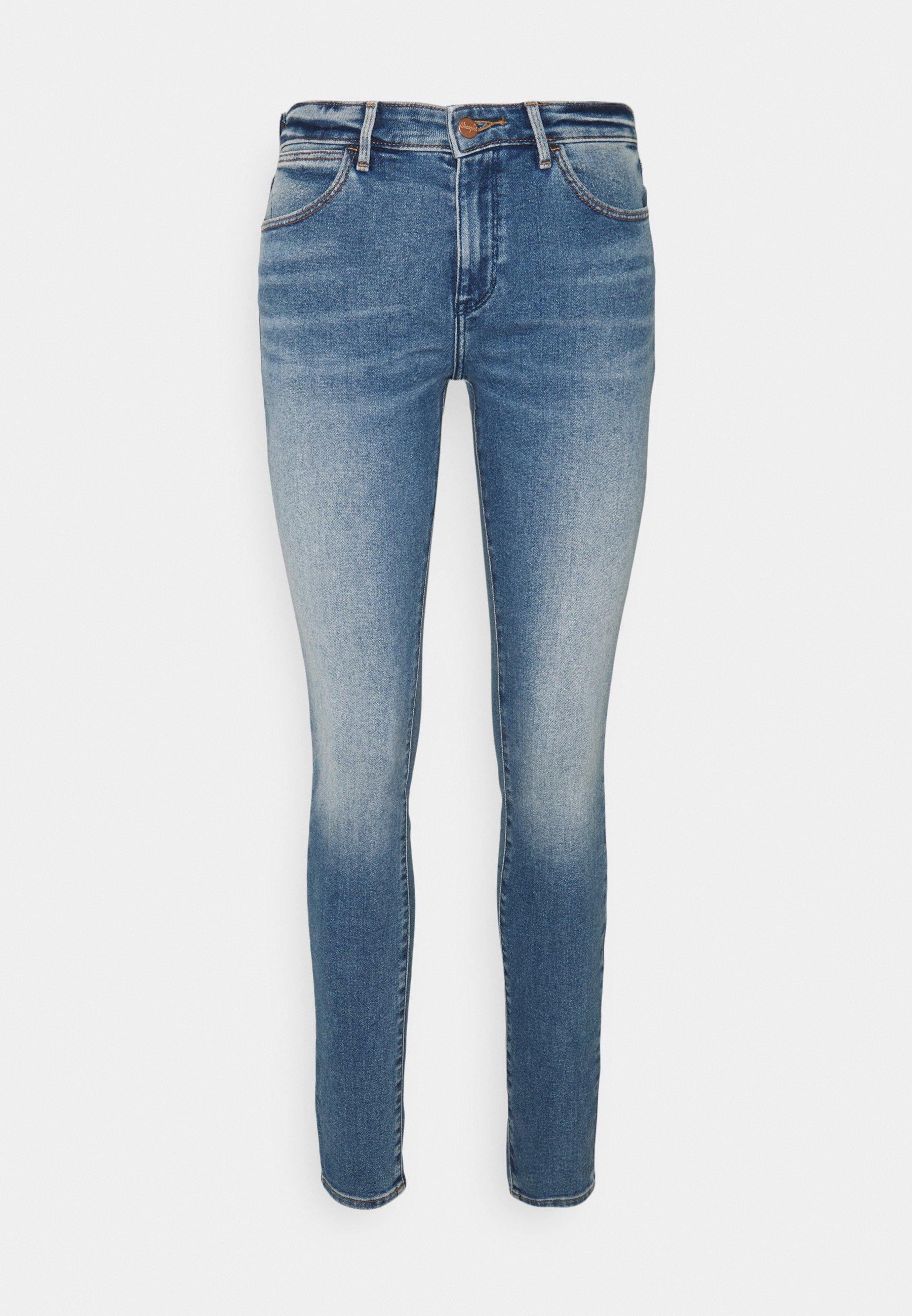 Damen Jeans Skinny Fit