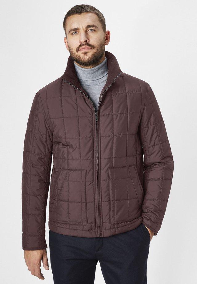 ALABAMA - Light jacket - plum