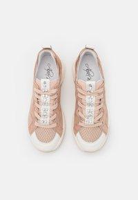 Alpe - AMELIE - Sneakersy niskie - nude - 5