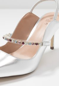 Call it Spring - OULAYA - Tacones - silver - 6
