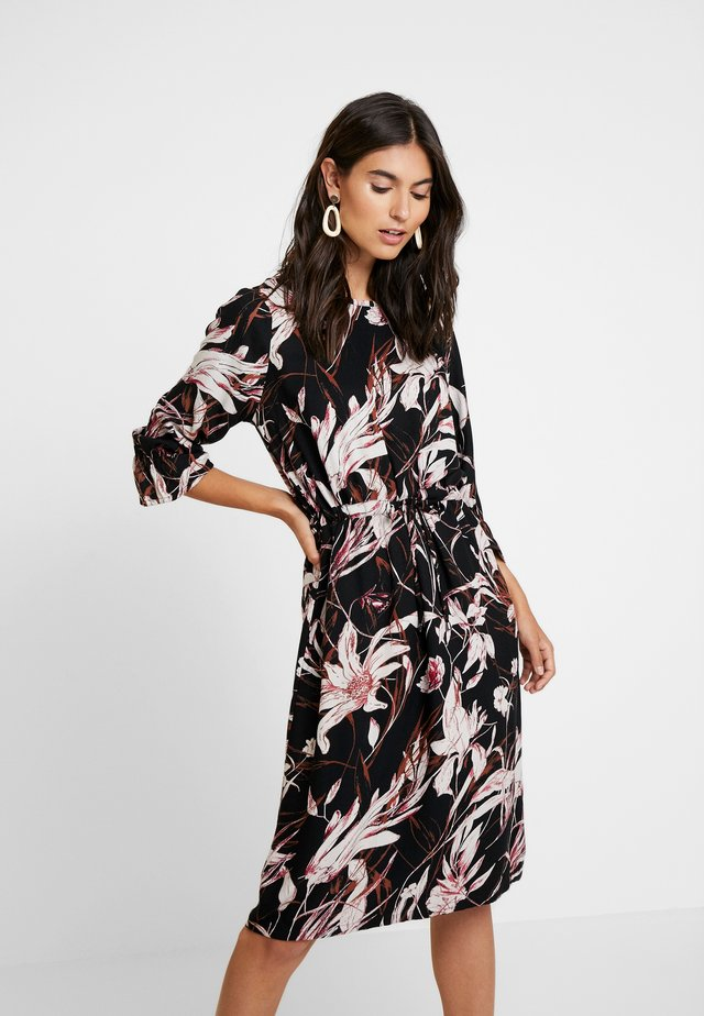 LANA DRESS - Robe d'été - black