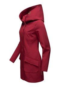 Marikoo - MAYLEEN - Winter coat - bordeaux - 1
