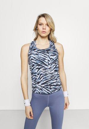ARDENCY - T-shirt sportiva - black/white