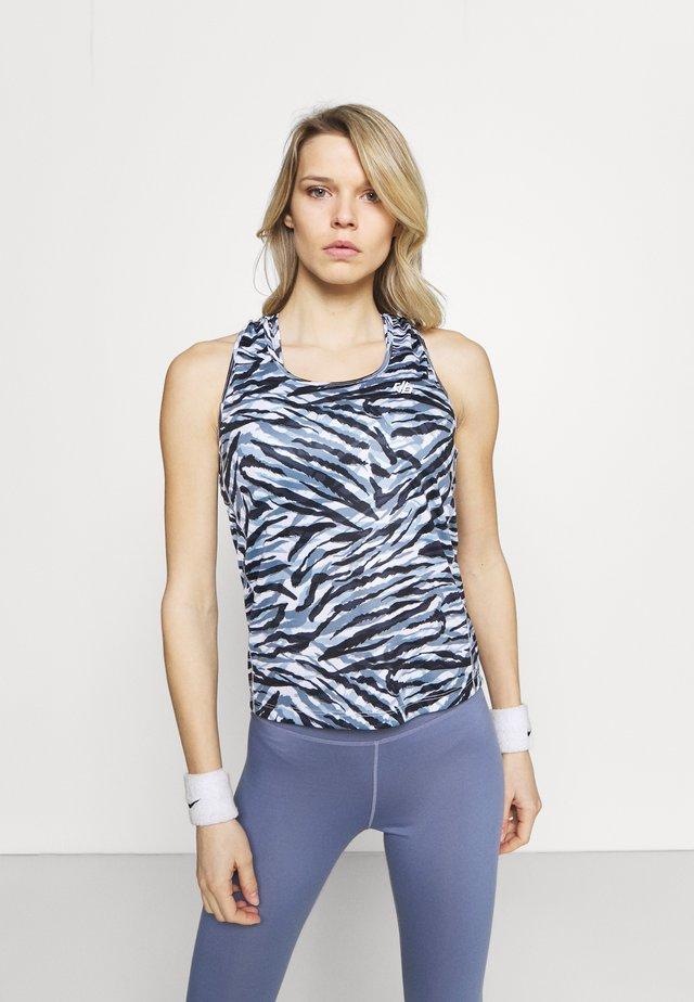 ARDENCY - Sportshirt - black/white