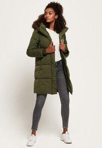 Superdry - COCOON - Winter coat - khaki - 1