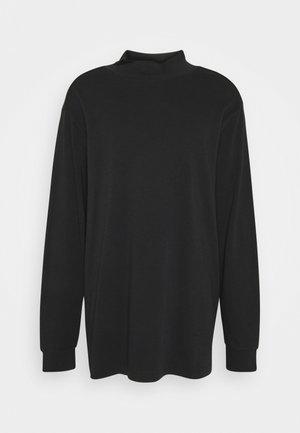 JEROME HIGH NECK - Long sleeved top - black