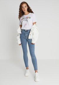 Abrand Jeans - Jeans Skinny Fit - la blues - 1