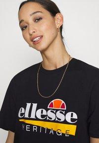 Ellesse - TOLPEI - Vestido ligero - black - 3