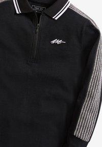 Next - LONG SLEEVE  - Polo shirt - black - 2