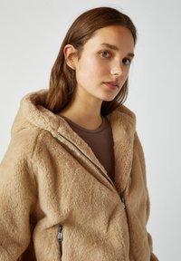 PULL&BEAR - Light jacket - mottled beige - 3