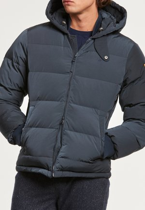 DUNCAN - Down jacket -   blue