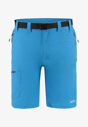PORTO - Outdoor shorts - blue