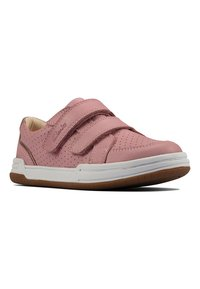 Clarks - FAWN SOLO K - Trainers - light pink lea - 1