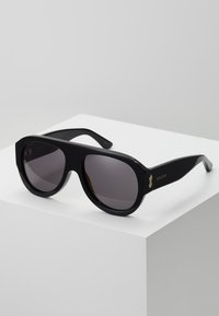 Gucci - Occhiali da sole - black/black/grey - 0