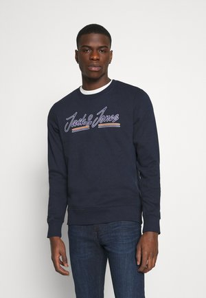 JWHFRANCO CREW NECK - Sweater - navy blazer