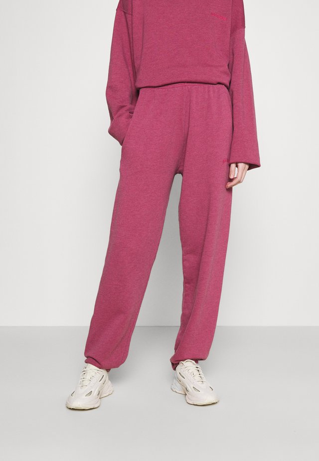 PANT - Trainingsbroek - raspberry