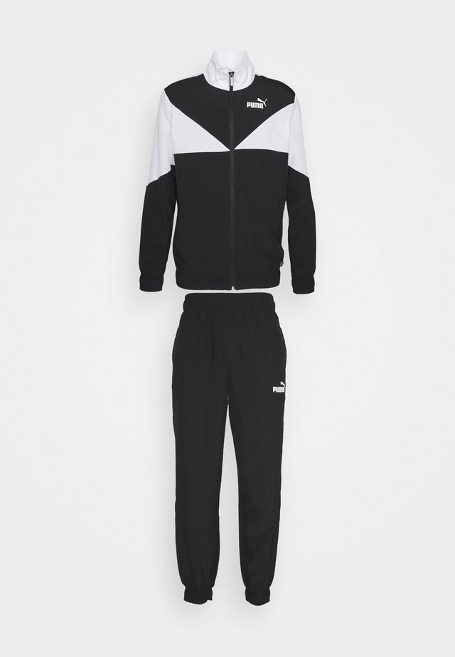SUIT SET - Tracksuit - black
