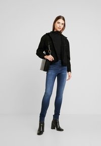 Noisy May - NMLUCY - Jeans Skinny Fit - dark blue denim - 1