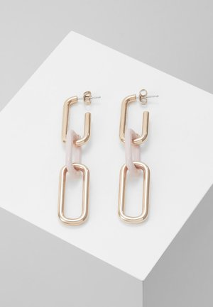 FASHION - Earrings - rose gold-coloured