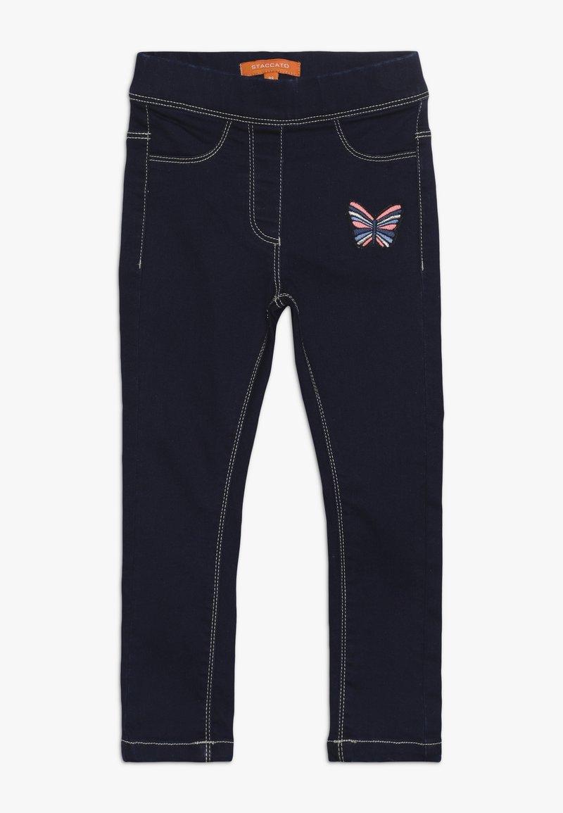Staccato - KID - Jeans Skinny Fit - dark blue denim