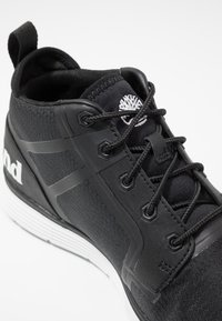 Timberland - KILLINGTON SUPER - Sneakersy wysokie - black - 5
