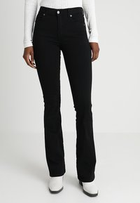 Dr.Denim Tall - SONIQ - Jeans bootcut - black - 0